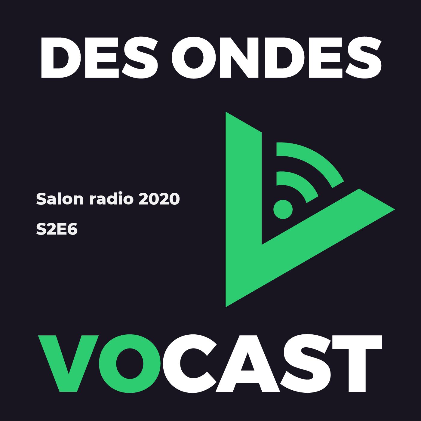 En direct du Salon de la radio 2020